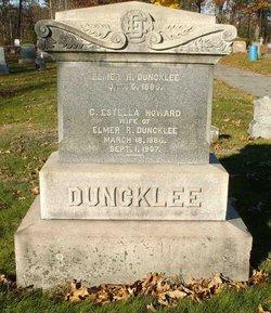 Elmer Ross Duncklee