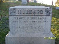 Daniel E Hubbard