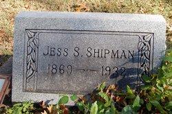 Jesse S Jess Shipman