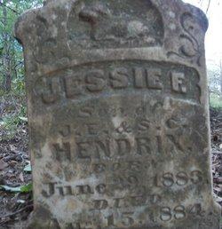 Jessie F. Hendrix
