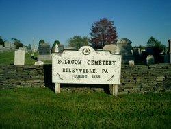 Bolkcom Cemetery
