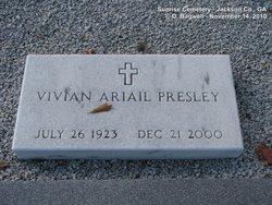 Vivian <i>Ariail</i> Presley