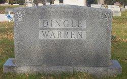 Sarah E <i>Warren</i> Dingle
