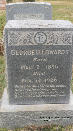 George D Edwards