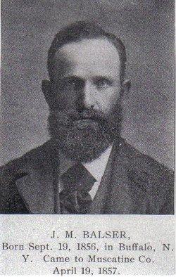 John M Balser