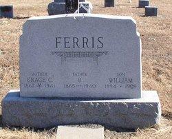 Grace B <i>Curry</i> Ferris