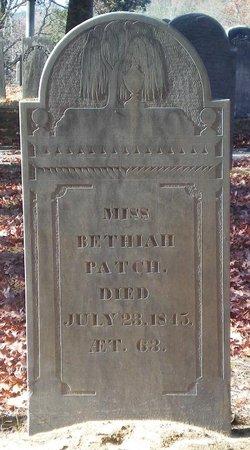 Bethiah Patch