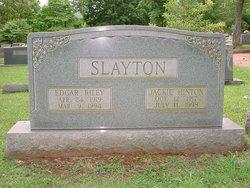 Edgar Riley Slayton