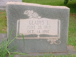 Gladys Lucille Slayton