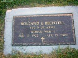 Rolland Edward Bechtell