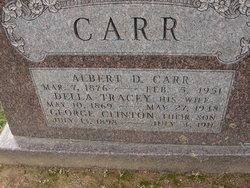 Albert D Carr