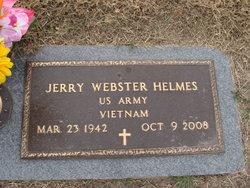 Jerry Webster Helmes