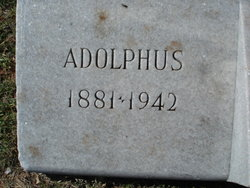 Adolphus Bucy