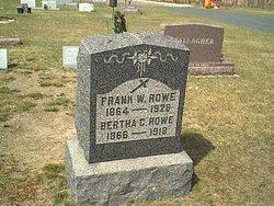 Frank Walter Rowe