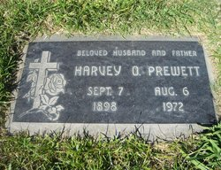 Harvey Olen Prewett