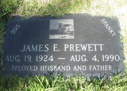 James Edward Prewett