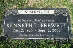 Kenneth Leon Prewett