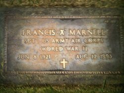 Francis X Marnell