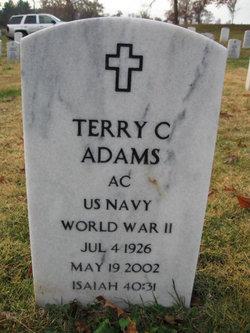 Terry C Adams