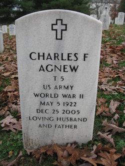 Charles F Agnew