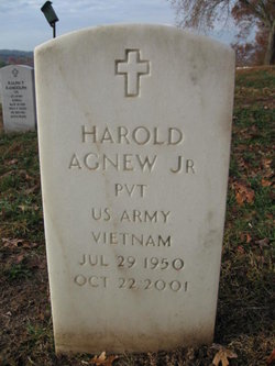 Harold Agnew, JR