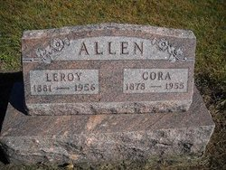 Cora <i>King</i> Allen