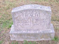 Georgia Ann <i>Pilgrim</i> Beach