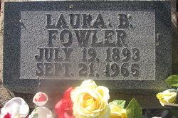 Laura Bell <i>Amrine</i> Fowler