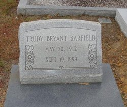 Trudy Mae <i>Bryant</i> Barfield