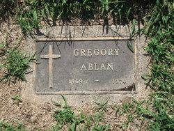 Gregory Paul Ablan