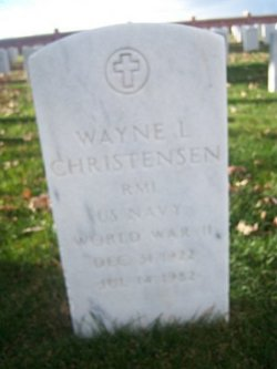 Wayne L Christensen