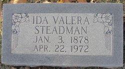 Ida Valera <i>Reynolds</i> Steadman