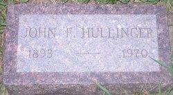 John Franklin Hullinger