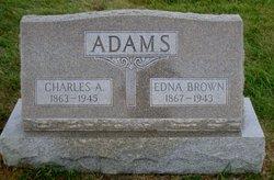 Edna Estelle <i>Brown</i> Adams