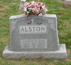 John P Alston