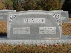 Levi Wallace Mac McAtee