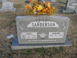 James Marvin Sanderson