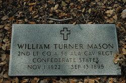 William Turner Mason