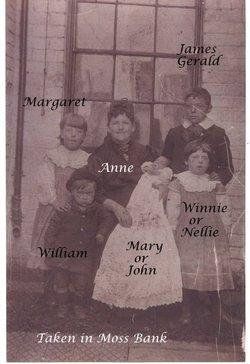 Margaret Margate <i>Lightfoot</i> Ryan