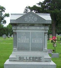 Daniel Campbell Gillespie, Sr