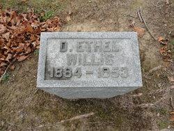Daisy Ethel Willis