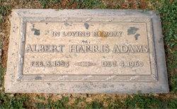 Albert Harris Adams