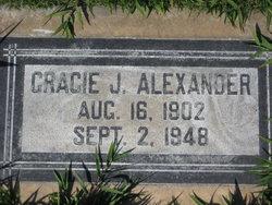 Gracie J. Alexander