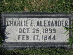Charlie E. Alexander