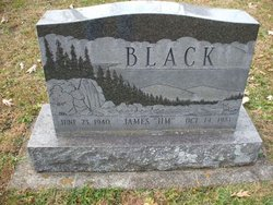 James M Jim Black