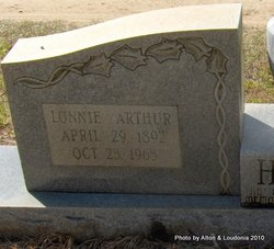 Lonnie Arthur Hunter