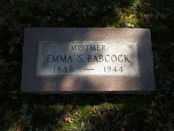 Emma Scott <i>Porter</i> Babcock