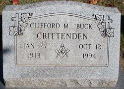 Clifford M. Buck Crittenden