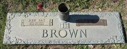 Rev Charles Pat Brown