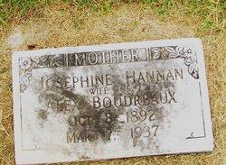 Josephine <i>Hannan</i> Boudreaux